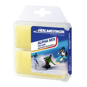 Holmenkol Alphamix Yellow Basis - 2x35g amarillo